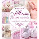 Album pamiątka maluszka dla dziewczynki - mamy na stanie, wyślemy natychmiast (48 str.) zdjęcie 1