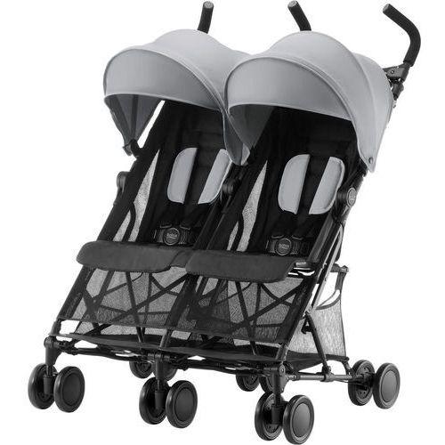 Britax Römer wózek dla rodzeństwa Holiday Double, Steel Grey