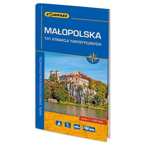 Małopolska 101 atrakcji turystycznych - Compass, COMPASS INT.