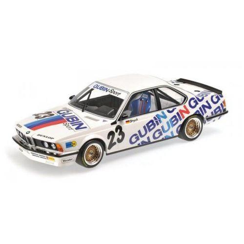 Bmw 635 csi gubin sport #23 strycek dpm winner 1984 marki Minichamps