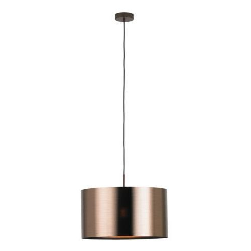 Eglo 39356 - lampa wisząca saganto 1 1xe27/60w/230v