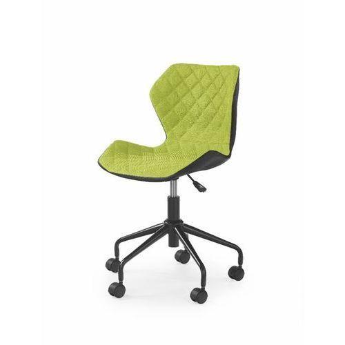 Swage fotel młodzieżowy zielono-czarny