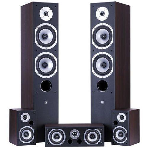 Wilson Zestaw głośników movix 5.0 wenge (5903402873669)