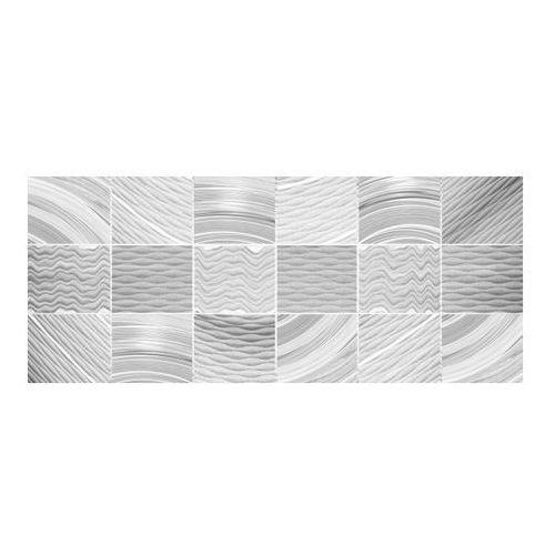Cer-rol Dekor aspen 25 x 60 cm mozaika szara 1,5 m2