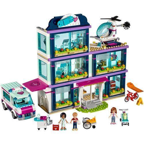 41318 SZPITAL W HEARTLAKE (Heartlake Hospital) KLOCKI LEGO FRIENDS - BEZPŁATNY ODBIÓR: WROCŁAW!