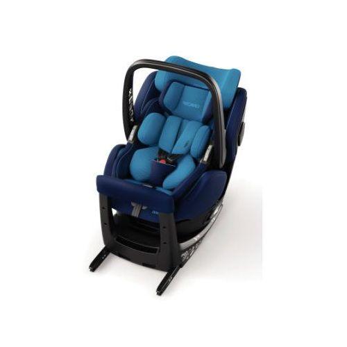 fotelik samochodowy zero. 1 elite i-size xenon blue marki Recaro