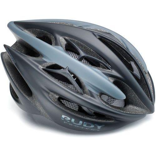 Rudy Project Sterling Kask rowerowy niebieski/petrol S-M   54-58cm 2018 Kaski rowerowe (0655586077047)