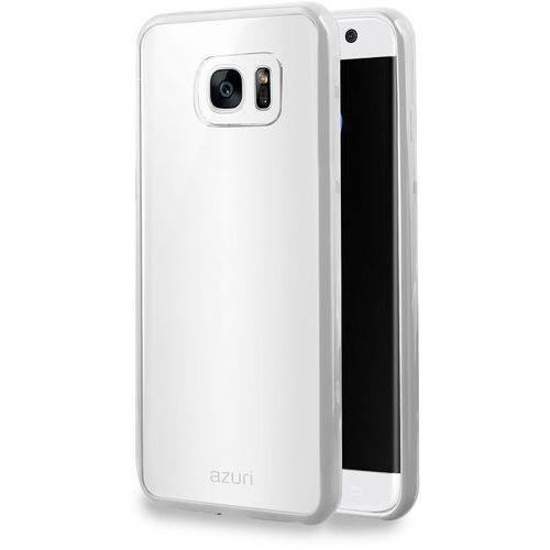 AZURI Etui Samsung S7 edge (AZBUMP2SAG935-WHT) Darmowy odbiór w 20 miastach! (5412882689115)