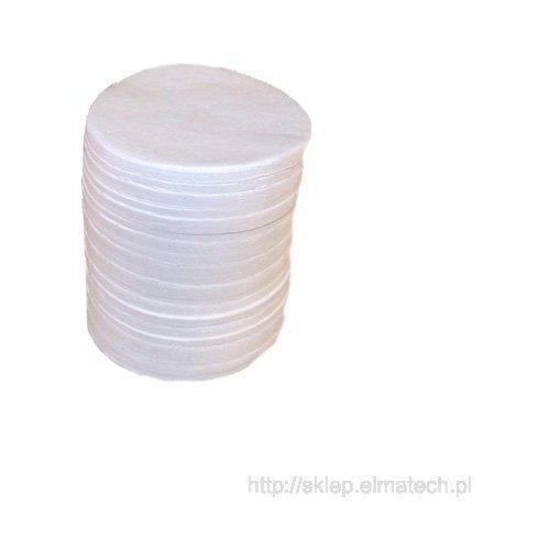 Ohaus Filtry z włókna szklanego - 200 szt/opak. - 80850087