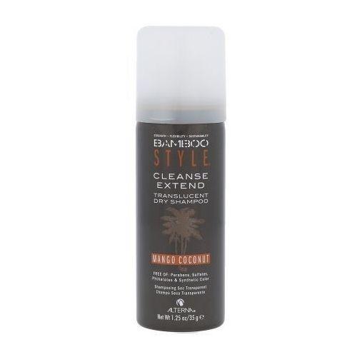 Alterna Bamboo Style Cleanse Extend Dry Shampoo 35g W Suchy szampon Mango Coconut