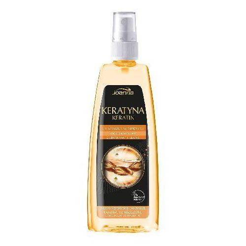 Joanna, Keratyna. Odżywka-spray do włosów szorstkich i zniszczonych, 150ml - Joanna (5901018011772)