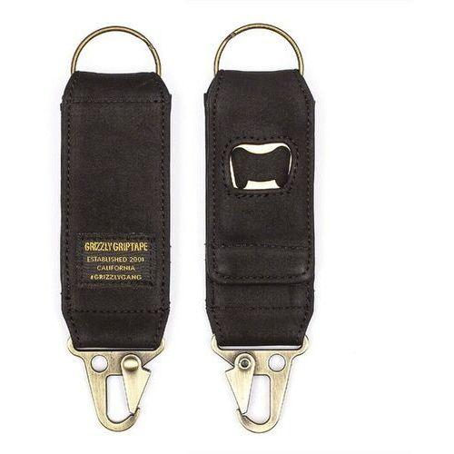 Brelok na klucze - ggc key chain black/black (bkbk) rozmiar: os marki Grizzly