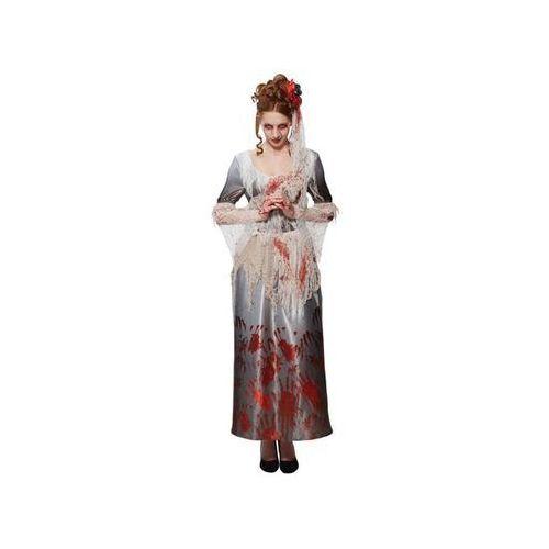 Rubies Kostium sukienka w krwawe dłonie dla kobiety - roz. s