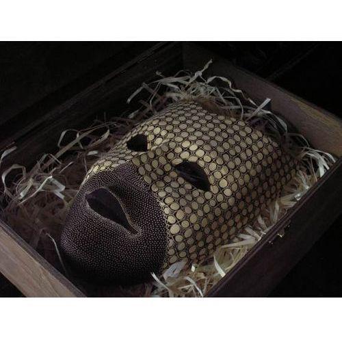 Maska bóstwa z jamajki sygnowana (wb-1-27-1-6) marki Wyspa java