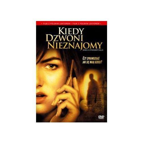 Kiedy dzwoni nieznajomy (DVD) - Simon West. DARMOWA DOSTAWA DO KIOSKU RUCHU OD 24,99ZŁ (5903570122514)