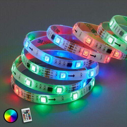 PRISMA LED SUPERLINE Elastyczna taśma LED 150x RGB-LED 0,16W, moc całkowita 24W .