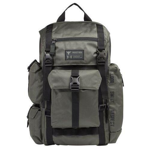 Under Armour PROJECT ROCK REGIMENT Plecak downtown green/black (0191480744369)