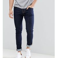 Nudie Jeans Co Tight Terry Jeans Rinse Twill - Navy