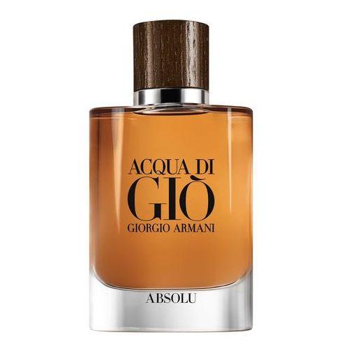 Giorgio armani acqua di gio absolu woda perfumowana 40 ml dla mężczyzn (3614271992895)