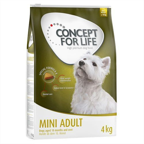 Concept for life mini adult - 4 kg (4260358512570)