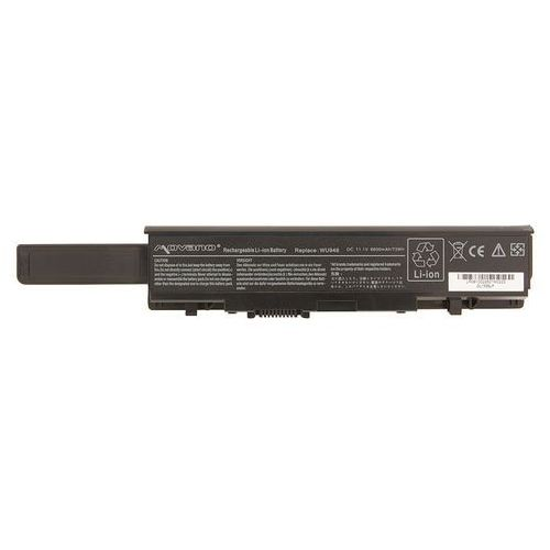 bateria movano Dell Studio 1535, 1537 (6600mAh), BZ/DE-0C313K