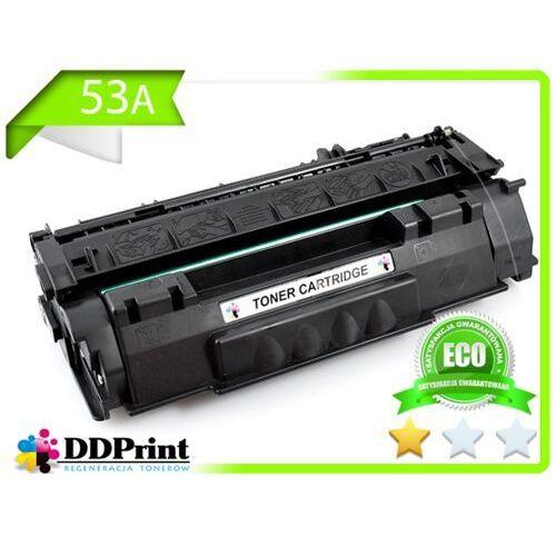 Dd-print Toner 53a - q7553a do hp laserjet p2014, p2015, m2727 mfp - eco 3k - zamiennik