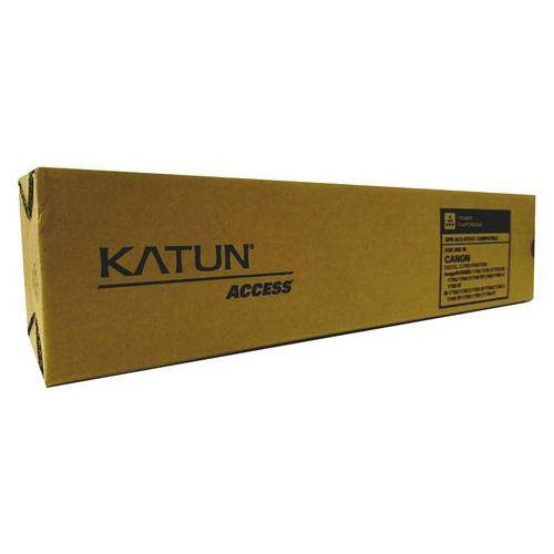 zastępczy toner Canon [C-EXV37] black - Katun