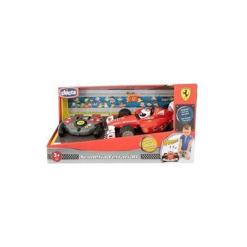 Samochód zdalnie sterowany Scuderia Ferrari RC