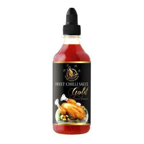 Flying goose Słodki sos chili gold do kurczaka, pikantny 455ml - (8853662057118)