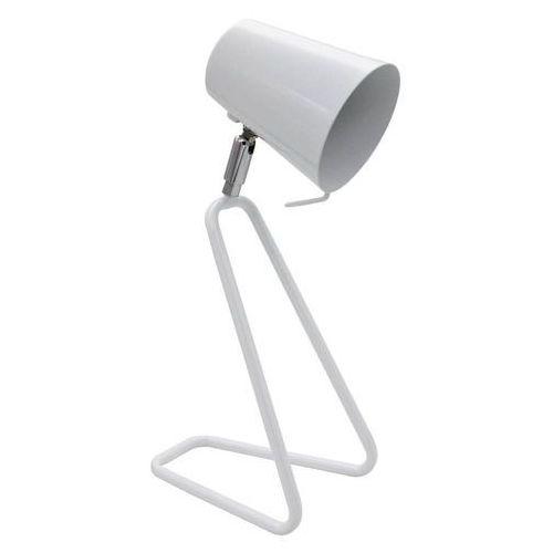 Stojąca LAMPA stołowa OLAF 5777 Rabalux metalowa LAMPKA biurkowa do pokoju dziecięcego biały (5998250357775)
