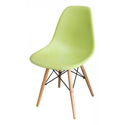 Krzesło inspirowane ETEO DSW green ABS