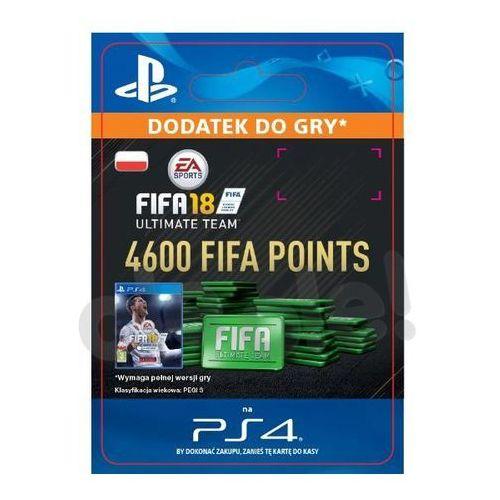 FIFA 18 4600 Punktów [kod aktywacyjny] (0000006200326)