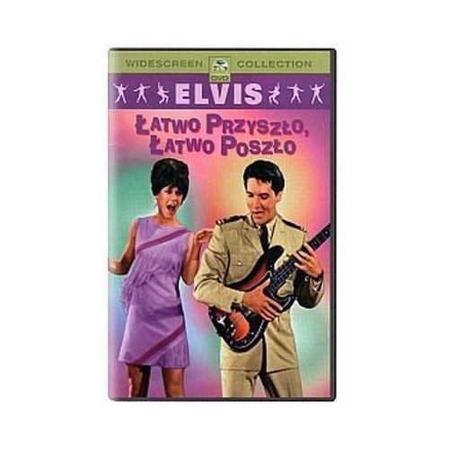 Łatwo przyszło łatwo poszło (DVD) - John Rich (5903570127793)