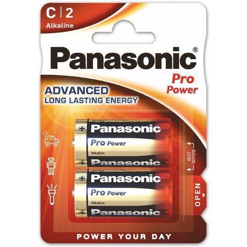 2 x alkaline pro power lr14/c (blister) marki Panasonic