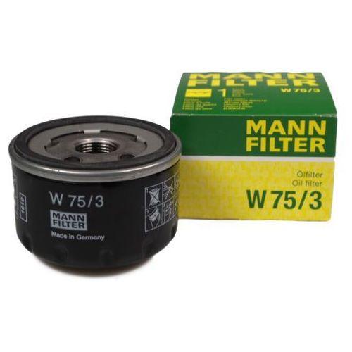 Filtr oleju mann w75/3 marki Mann filter