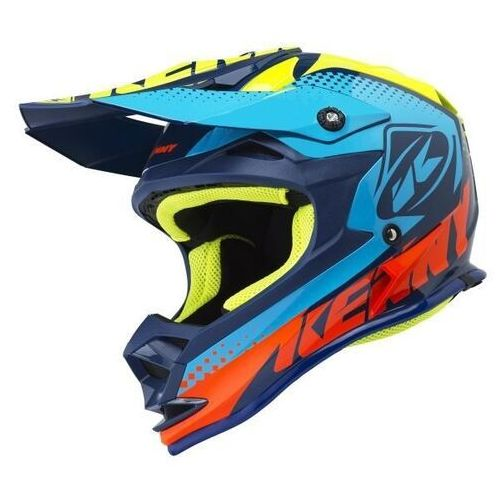 KASK CROSS KENNY PERFORMANCE CYAN 2018