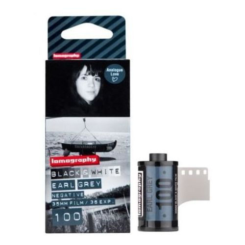 Lomography negatyw czarno-biały Lady Grey 100/36