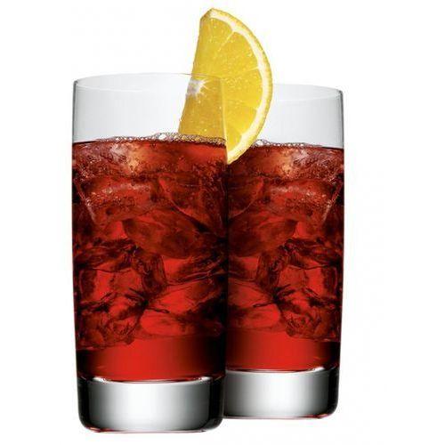 Wmf - clever&more zestaw dwóch szklanek do piwa lub soku pojemność: 0,3 l