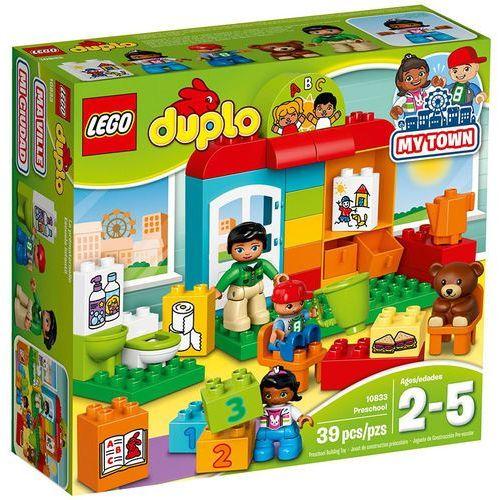 Lego DUPLO Przedszkole 10833. Najniższe ceny, najlepsze promocje w sklepach, opinie.