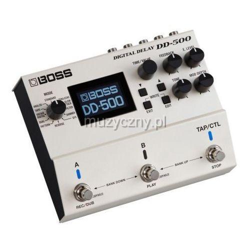 Boss  dd-500 digital delay efekt gitarowy
