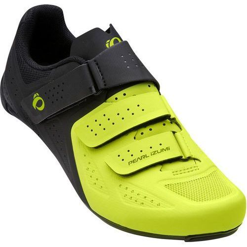 Pearl izumi select road v5 buty mężczyźni zielony/czarny 43 2018 buty rowerowe