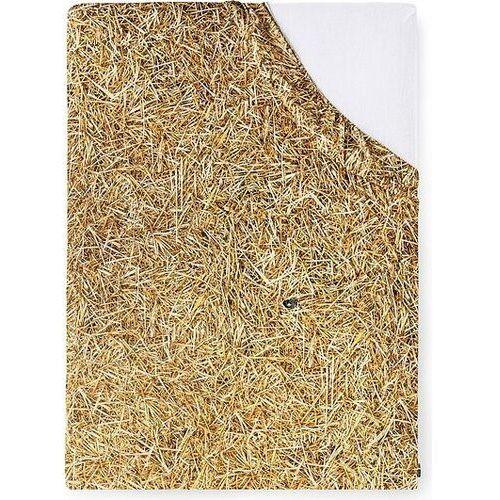Prześcieradło z gumką Hayka słoma 180 x 200 cm, fbs-180-200-s