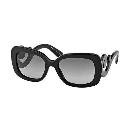 Okulary Słoneczne Prada PR27OSA MINIMAL BAROQUE Asian Fit 1AB3M1