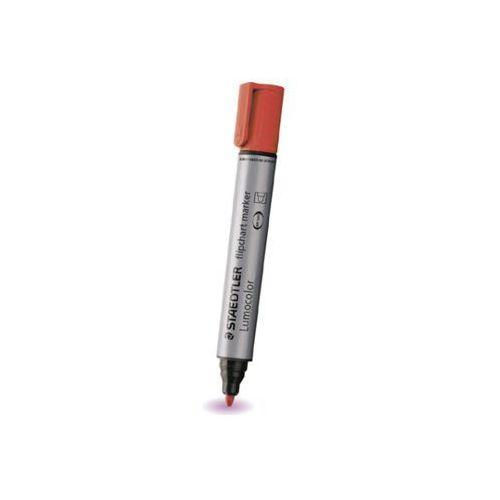 marker do flipchartów lumocolor, 4 kolory w etui marki Staedtler