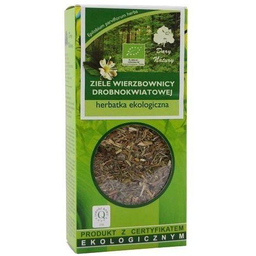 Dary natury Herbatka z ziela wierzbownicy drobnokwiatowej bio