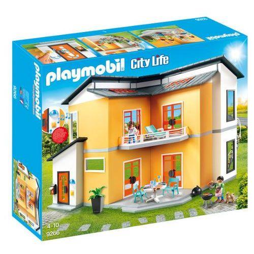 Playmobil CITY LIFE Nowoczesny dom 9266