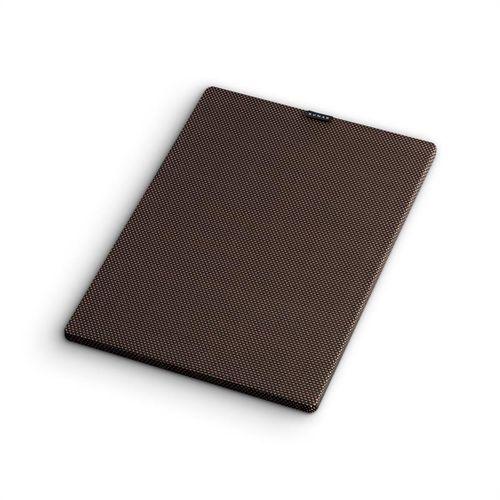Numan  retrosub osłona aktywnego subwoofera głośnika para kolor czarno-brązowy