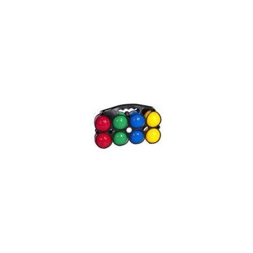 Hot games Boule plastikowe kolorowe 8 szt. - poznań, hiperszybka wysyłka od 5,99zł!