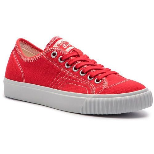 Tenisówki - onitsuka tiger ok basketball lo 1183a204 classic red/classic red 601, Asics, 36-41.5