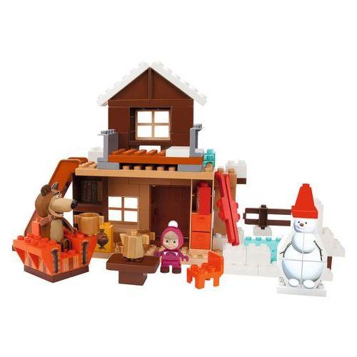 Bloxx Masza Zimowy dom Niedźwiedzia